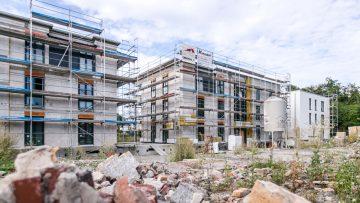"Wir arbeiten dran: Wohnkarree ""Altes Freibad"" in Soest"